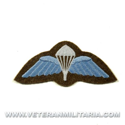 Parche Alas Paracaidista Británico