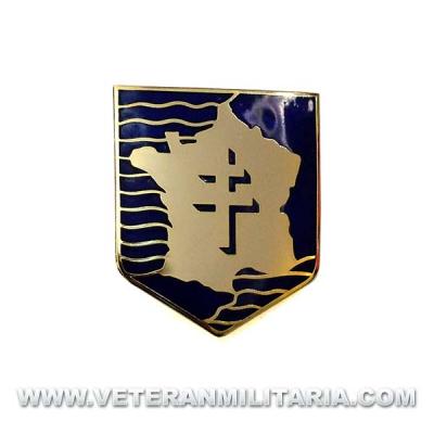 Distintivo de 2º División Blindada General Leclerc