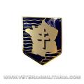 2em Division blindée Badge