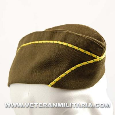 Garrison cap, WAC Enlisted O.D.