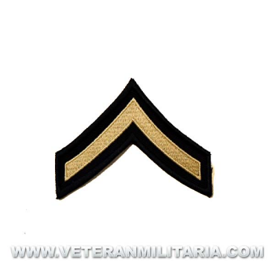 U.S. Private First Class Chevron
