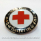Red Cross Helferin Brooch