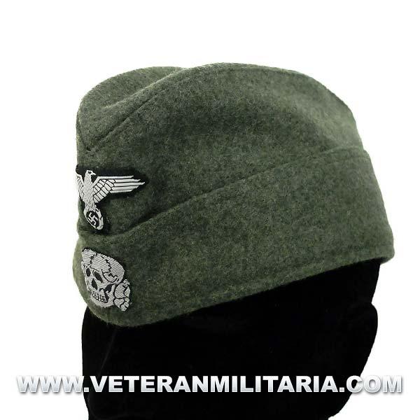 f226b84ef9587 Gorra M40 Waffen SS – Erel (Schiffchen)