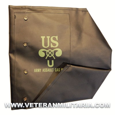 US Army Gas mask bag M7