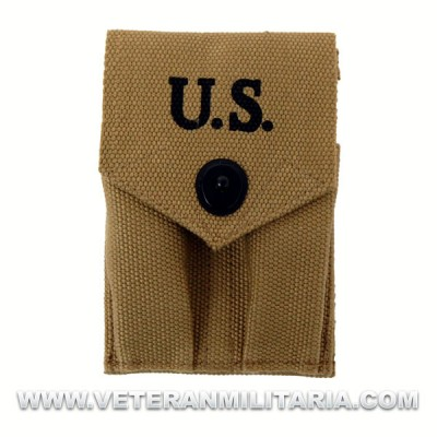 US Army Mag Pouches Colt 1911