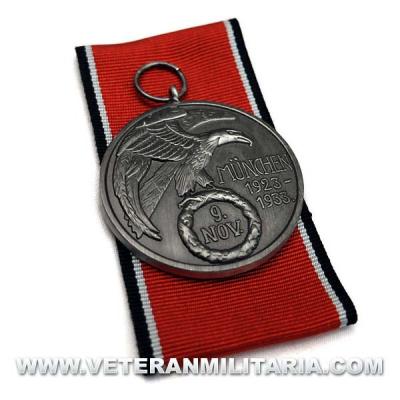 Medalla Orden de la Sangre