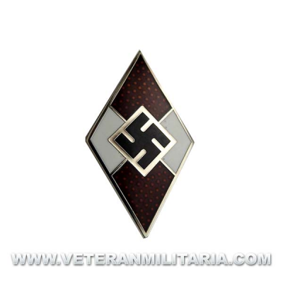 Insignia de las Juventudes Hitlerianas (Pin)