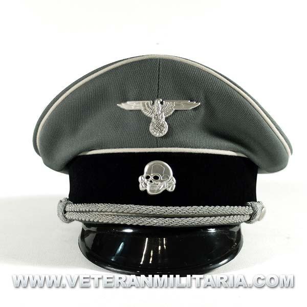 Gorra Oficial Alumnadobásica Policía Nacional Olivo Uniformidad S L fc06c006acc