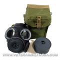 MKII Lightweight gas mask with MK2 filter and bag
