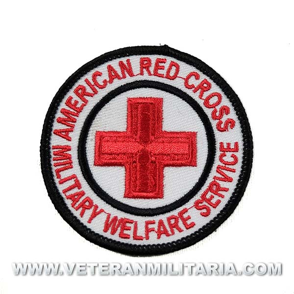 Patch American Red Cross Service to Armed Forces