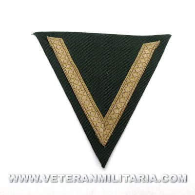 Army Gefreiter sleeve chevron DAK