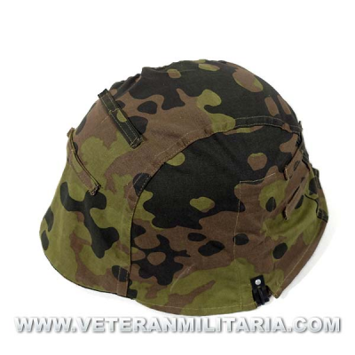Funda para casco camuflaje Platan1/2