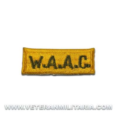 Parche W.A.A.C