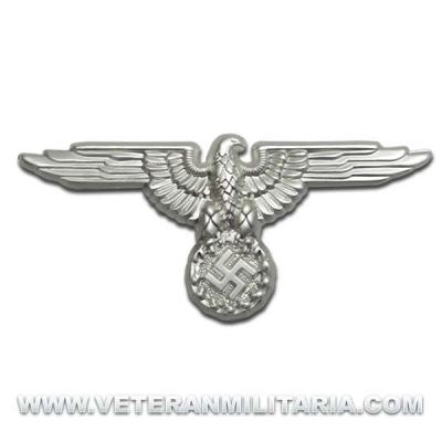 Águila de gorra Waffen SS