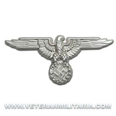 Waffen SS cap eagle