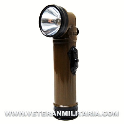 US Army Flashlight TL-122A