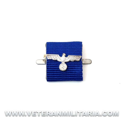 Heer Long Service Medal 4 years/18 years