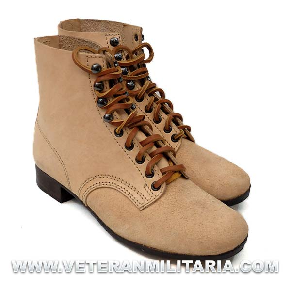 M37 ANKLE BOOTS
