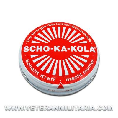 Scho-ka-kola (Chocolate Alemán)