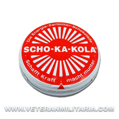Scho-ka-kola (German chocolate)