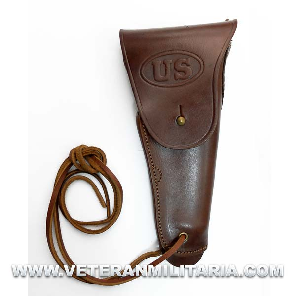 US Army M-1916 Holster (Brown)