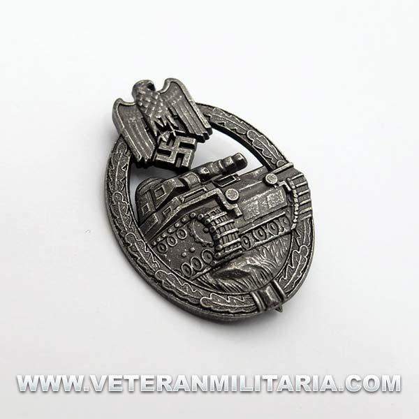 Panzer Assault Badge (silver)