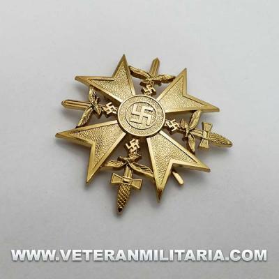 Cruz de España de la Legión Cóndor en Oro