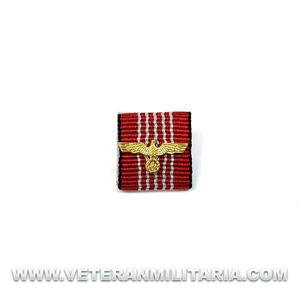 Ribbon Olympic Medal 2nd Class (1936)