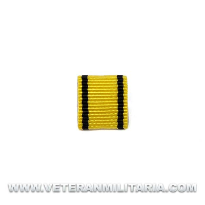 Ribbon Military Merit Medal, golden