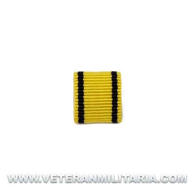 Ribbon Military Merit Medal, golden