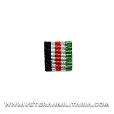 Ribbon, Italian-German Medal for the North African Campaign