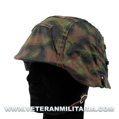 Rauchtarn camouflage helmet cover