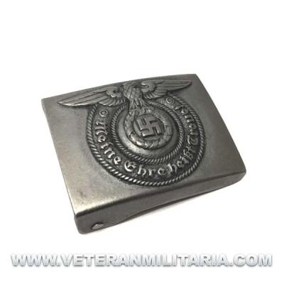 Buckle Waffen SS aluminum