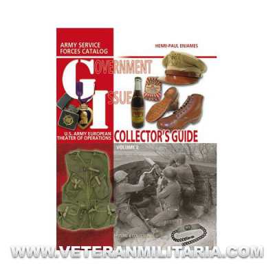 GI Collector's Guide vol. II (ENGLIS BOOK)