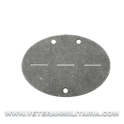German Army Dog Tag