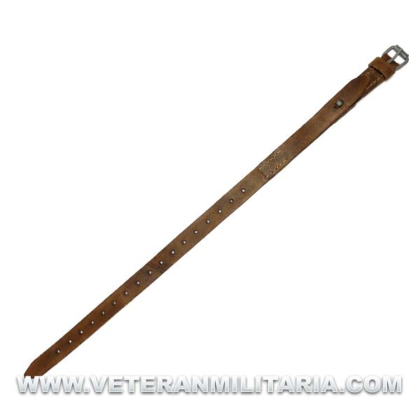 Auxiliary strap blanket brown
