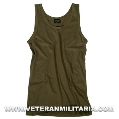 US Army cotton undershirt.