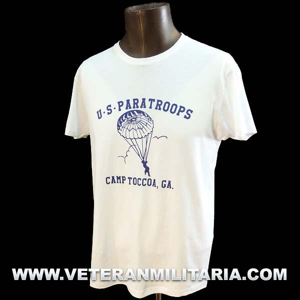 Camiseta Camp Toccoa