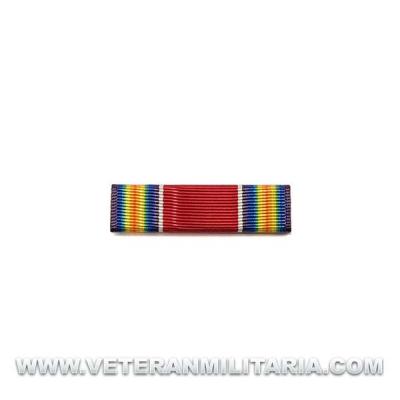 Pasador Medalla de la Victoria en la Segunda Guerra Mundial
