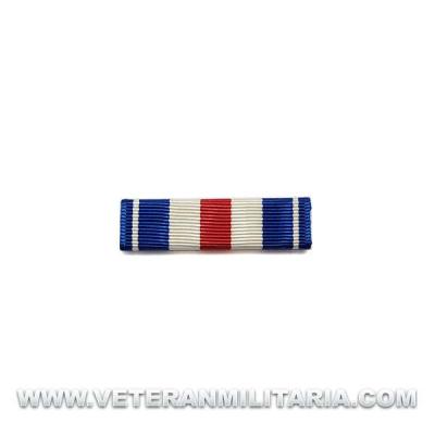 Ribbon Silver Star Medal