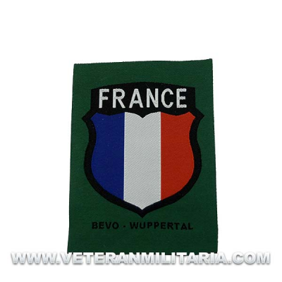 French Volunteer Arm Patch
