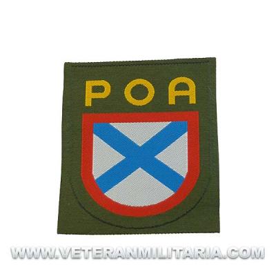 ROA Volunteer Arm Patch
