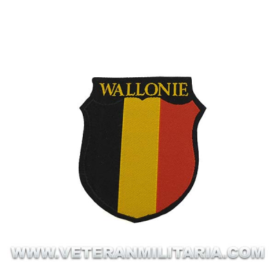 Wallonie Volunteer Arm Patch