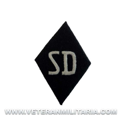 SD Enlisted Man Sleeve Diamond