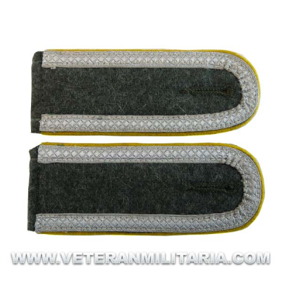 M40 Shoulder Boards for Unteroffizier Cavalry