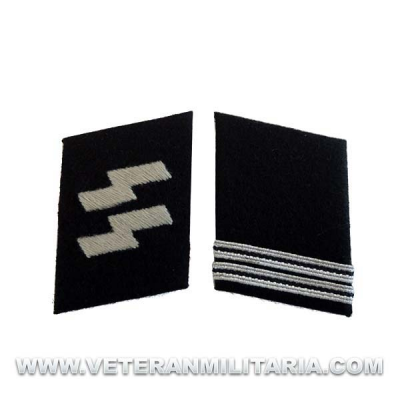 SS Rottenfuhrer Collar Tabs