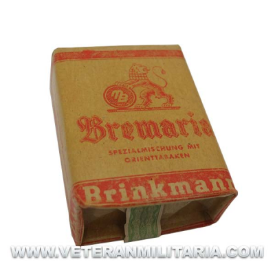 Pack of German Tobacco Bremaria