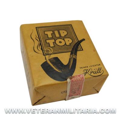 Paquete de Tabaco Alemán Tip Top