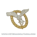 Luftwaffe Pilot Observers badge