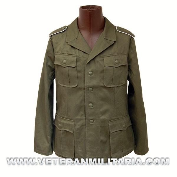 Afrika Korps Tropenbluse M40